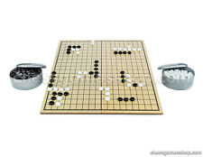 Go bang tournament set18 mm - professional go game board, stones and 2 bowls