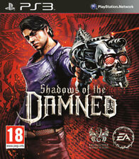 Shadows of the damned PS3 - totalmente in italiano
