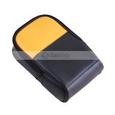 Soft Case Holster Belt Bag Carrier for Fluke 15B 17B 18B 116C 117C 175 177 179