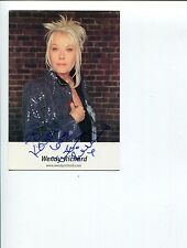 Wendy Richard Are You Being Served? EastEnders Signed Autograph Photo