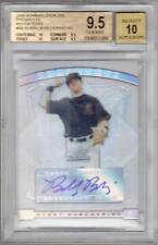 BGS 9.5 2009 Sterling REFR AUTO Bobby Borchering RC/199