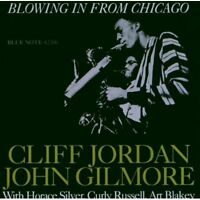 Clifford Jordan and John Gilmore: Blowin' in from Chicago - CD
