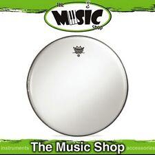 "New Remo 18"" Ambassador Smooth White Bass Drum Skin - 18 Inch Head - BR-1218-00"