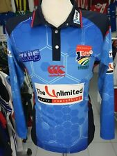 Cricket Shirt Titans 2015 #19 Davids South Africa Canterbury One Day Cup Jersey