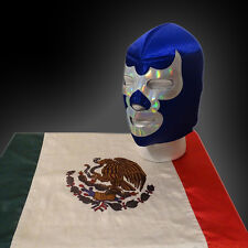 Mexican wrestling luchador mask Blue Demon