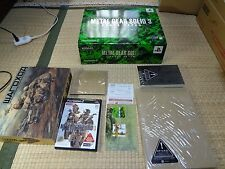 PS2 Metal Gear Solid 3 Snake Eater Premium Package Tested Work SALE 2