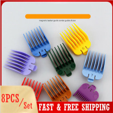 8PS Universal Hair Clipper Limit Combs Guide Attachment for WAHL 8148/8466 G0115