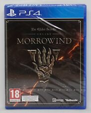 THE ELDER SCROLLS ONLINE MORROWIND - PLAYSTATION 4 PS4 - PAL ESPAÑA - NUEVO
