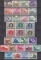 Both  Wehrmacht Sets /  Hitler's 54th Birthday MNH!!