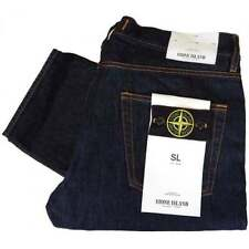 Stone Island Long Rise 34L Jeans for Men