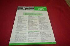 International Harvester 1200 D Truck Brochure YABE20