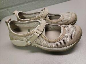 Merrell Encore Strap Aluminum Hook Mary Jane Walking Shoes Women's 7.5 M womens