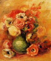 """high quality 24x36  oil painting handpainted on canvas """"flowers  """""""