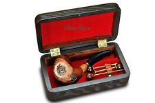 BOX for Smoking Pipe Wooden Box Wooden CASE Wooden Organizer for Tobacco Pipe