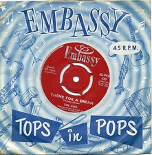 DON DUKE  THEME FOR A DREAM  /  ARE YOU SURE   UK EMBASSY  60s POP