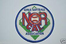NICE Vintage 1998 Northern California Association All Stars Girls Softball Patch