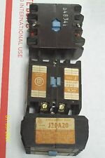 ITE J20A20 CONTROL RELAY *USED*