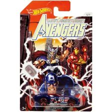 Hot Wheels Fkd48 Marvel The Avengers Car Assortment. Delivery