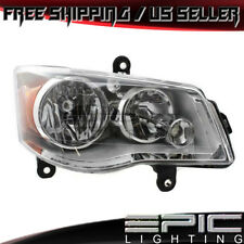 08-16 Chrysler Town & Country Dodge Grand Caravan Headlight - Right Passenger RH
