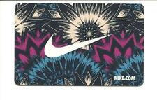 Nike Swoosh Purple Gift Card No $ Value Collectible