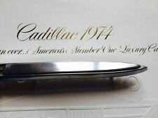 1972 1973 1974 Cadillac DeVille Motorhauben Emblem Hood Ornament 1971 1975 1976