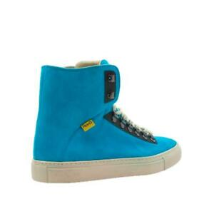 Rem`S Rem`S Men`S Suede High Top Sneaker