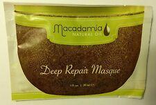 *NEW* (1) Macadamia Natural Oil Deep Repair Masque - 1 oz Hair Repair Treatment