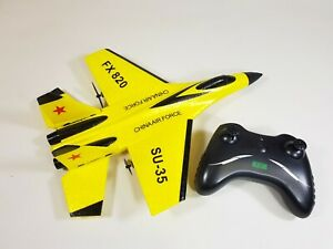 RC Fighter Jet Fixed Wing RC Airplane FX-820 2.4G Remote Control Aircraft Plane