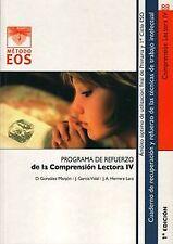 Programa refuerzo comprension lectora IV. ENVÍO URGENTE (ESPAÑA)