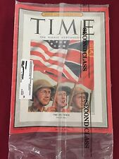 TIME NEWS MAGAZINE MAY 14, 1945 SPECIAL COMMEMORATIVE ISSUE in PLASTIC