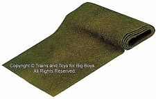 Lemax 24732 LARGE GRASS DISPLAY MAT Landscape Accessories Christmas Village I
