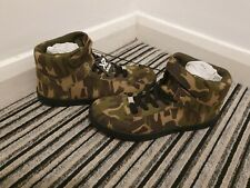 Camouflage High Top Sneakers - Size 11