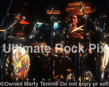 CHAD SMITH PHOTO RED HOT CHILI PEPPERS Concert Photo 1992 by Marty Temme DRUMS
