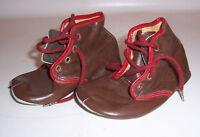Süße kleine DDR Kinderschuhe Größe 20 Puppenschuhe Vintage Kunstleder !