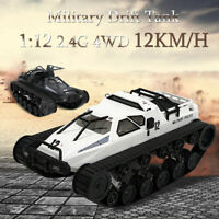 2.4G RC Battle Tank Crawler Remote Control Toys RC Car Monster Off-Road Drift