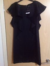 BNWT Topshop black dress size 12