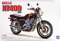 Aoshima 53331 Bike 39 YAMAHA XJ400 1/12 scale kit