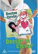 DOCTOR IN CLOVER Leslie Phillips DVD R4 - PAL - New