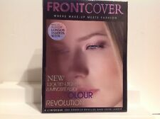 Front cover eye colour revolution kit eyeshadows illuminating fluid pencil