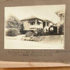 More details for photograph & postcard album 1909-1929 some san diego california usa abbis family