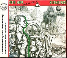 CETU JAVU - SITUATIONS - 3 INCH 8 CM CARDBOARD SLEEVE CD MAXI