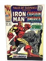 Tales of Suspense 95 VF 8.0 Iron Man & Captain America Capt's Identity Revealed