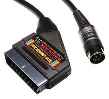Sinclair QL High Quality RGB Scart Lead Video Cable TV Lead *SGC Compatible*