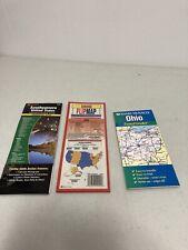 Set Of Maps Ohio Southeast Bin#14