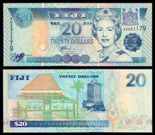 Fiji 20 Dollars, 2002, P-107a, banknote, UNC