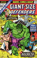 GIANT-SIZE DEFENDERS #1 (1971) - Back Issue