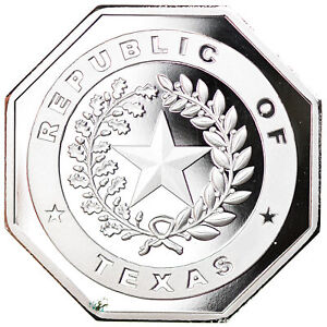 [#917905] Coin, United States, 20 Dollars, 2020, U.S. Mint, TEXAS, MS, Silver