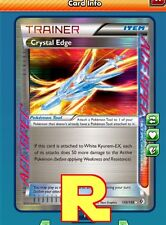 Crystal Edge ACE SPEC -  for Pokemon TCG Online (DIGITAL ptcgo in Game Card)