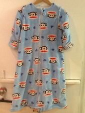 Kids Child's Blue Paul Frank Winter Sleep Sack Long Detachable Sleeves 3-6 yrs
