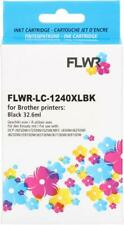 FLWR LC-1240XL Black Compatible Cartridge for FLWR Brother NON OEM